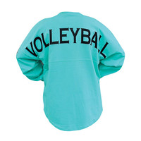 Worldwide Sport Supply Billboard Volleyball Crew Shirt