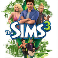 The Sims 3 - Nintendo Wii (Like New)