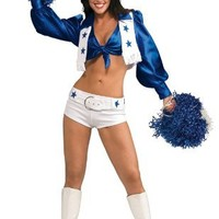 Dallas Cowboy Cheerleader Costume