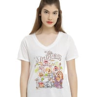 The Muppets Dr. Teeth And The Electric Mayhem Girls T-Shirt
