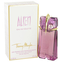 Alien Perfume By THIERRY MUGLER FOR WOMEN 2 OZ Eau De Toilette Spray