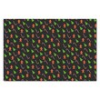 """Custom Tissue Paper with Cheerful Christmas Theme 10"""" X 15"""" Tissue Paper"""