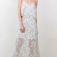 Penelope Lace Dress*