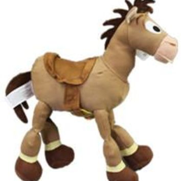 Original Toy Story Bullseye Horse Cute Stuff Plush Toy Doll Baby Kids Birthday Gift 23cm