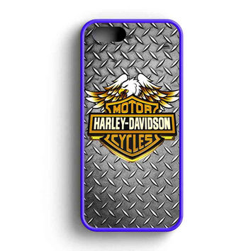 Harley Davidson Motorcycle Logo iPhone 5 Case iPhone 5s Case iPhone 5c Case