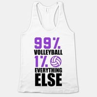 99% Volleyball | HUMAN