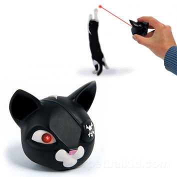 SPACE PIRATE KITTY LASER POINTER