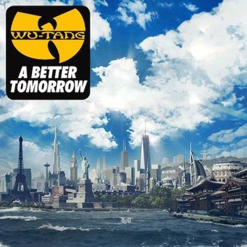 Wu-Tang Clan - A Better Tomorrow LP