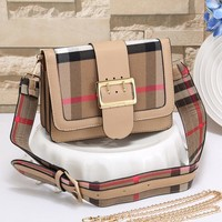Burberry Women Fashion Crossbody Shoulder Bag Satchel
