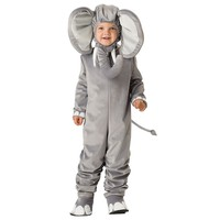 Lil' Elephant Costume - Toddler / Kids (Blue)