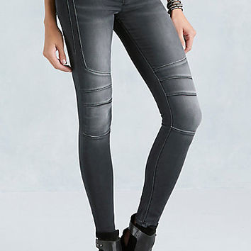 THE RUNWAY MOTO LEGGING