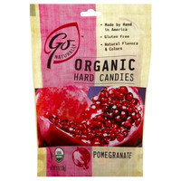 Go Naturally Pomegranate Hard Candy (6x3.5oz )