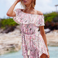 Ruffle Cover-up Dress - Victoria's Secret