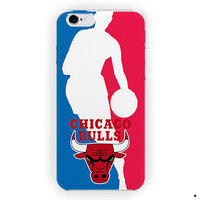 Nba Chicago Bulls Basketball For iPhone 6 / 6 Plus Case