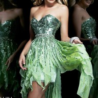 Sherri Hill 1922 Dress