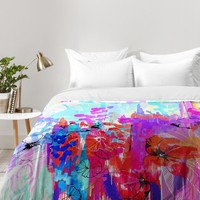 Holly Sharpe Summer Rain Comforter