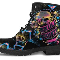 Women's Electric Bones Boots