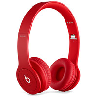 Beats By Dre Solo Hd Headphones Matte Red One Size For Men 23140930001