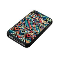 Tribal Pattern Iphone 4 Skins from Zazzle.com