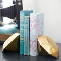 Emily + Meritt Gem Bookends