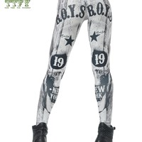 Bronx 1941. Leggings