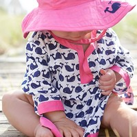 Nantucket Whale Nursery Tunic | Pottery Barn Kids