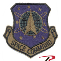 Patch - Space Command