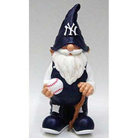 New York Yankees MLB 11 Garden Gnome