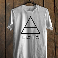 30 Seconds To Mars Triangle T Shirt Mens T Shirt and Womens T Shirt **