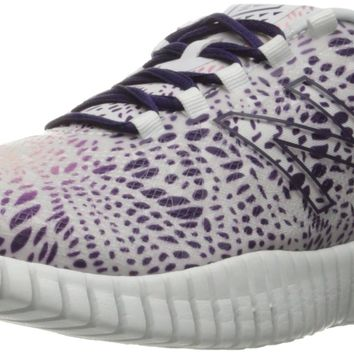 new balance women s wx99 cross trainer arctic fox bleached sunrise black plum graphic 8 5 b m us