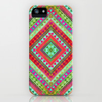 Rhythm IV iPhone & iPod Case by Jacqueline Maldonado