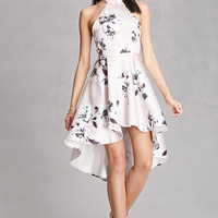 Girl In Mind Floral Print Dress