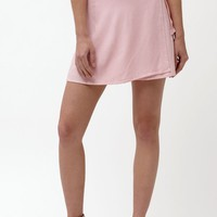 LA Hearts Wrap Skirt at PacSun.com