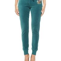 Juicy Bloom Slim Pant by Juicy Couture