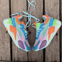 """Puma RS-0/X Colorful"""" Women Running Shoes"""