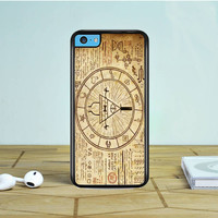 The Gravity Falls Intrigue Triangle Eye iPhone 5 5S 5C Case Dewantary