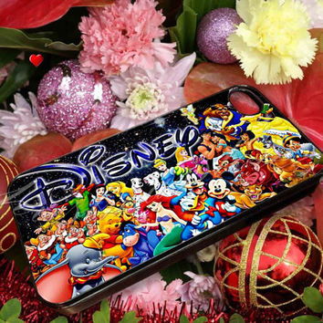All disney character - for iPhone 4/4s, iPhone 5/5s/5c, Samsung S3 i9300, Samsung S4 i9500 Hard Case **