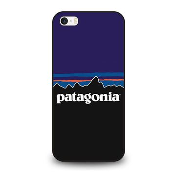 PATAGONIA FLY FISHING SURF iPhone SE Case Cover