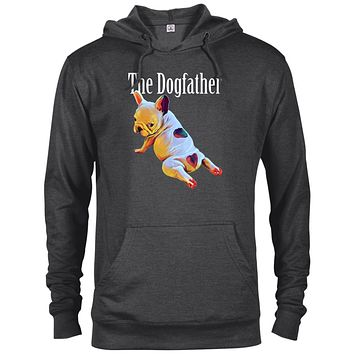 French Bulldog Hoodie For Men - The Dogfather