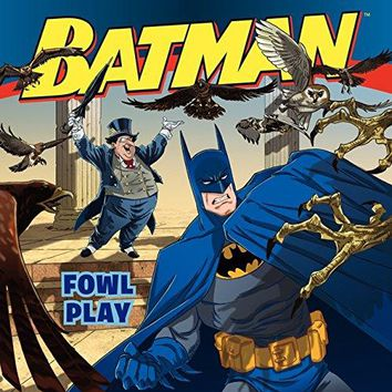 Fowl Play Batman Classic