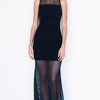 Lurelly Netted Maxi Dress