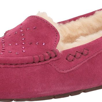 UGG Womens Ansley Crystal Diamond Holiday Gift Box