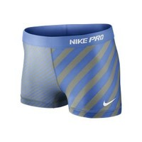 "Nike Store. Nike Pro 2.5"" Print Compression Women's Shorts"