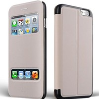 IVSO Slim Armor Protective Cover Case for Apple iPhone 6 Plus 5.5-Inch Smartphone(White): Amazon.ca: Electronics