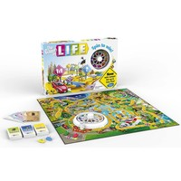 The Game of Life by Hasbro (Pink/Blue)