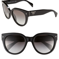 Prada 54mm Cat's Eye Sunglasses | Nordstrom