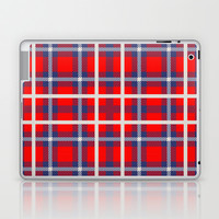 plaid Laptop & iPad Skin by holli zollinger