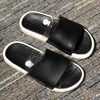 NIKE BENASSI SLIDE LUX Woman Men Fashion Slipper Sandals Shoes 9cecbebc0