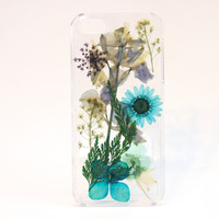 Jane iPhone 5/5S Dried Flower Phone Case
