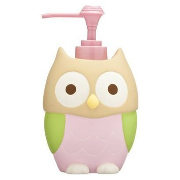 Circo? Love N Nature Owl Soap Pump